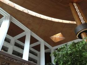 Gran Melia Jakarta Ceiling