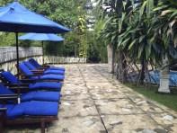 Gran Melia Jakarta Pool Lounge Chairs