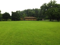 Kim Il Sung's Birthplace Grass