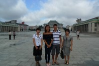 Our North Korean Tour Guides