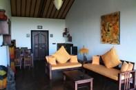 Puri Mangga Jungle House Seating Area