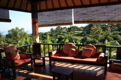 Puri Mangga Restaurant Seating