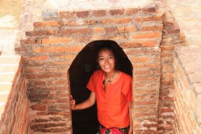 Bagan Temples Christina