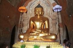 Htilominlo Temple Buddha