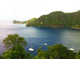 St Lucia Bay