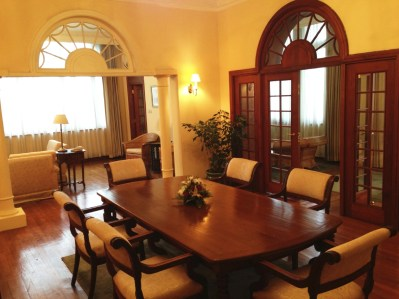The Strand Hotel Presidential Suite