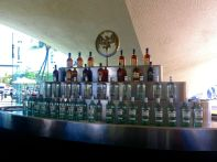 Bacardi Bar Puerto Rico