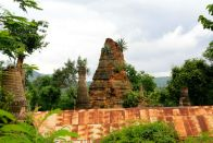 Indein Temple Complex Ruin