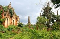 Indein Temple Complex Ruins 2