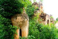 Indein Temple Complex Statue