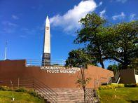 San Juan Police Monument