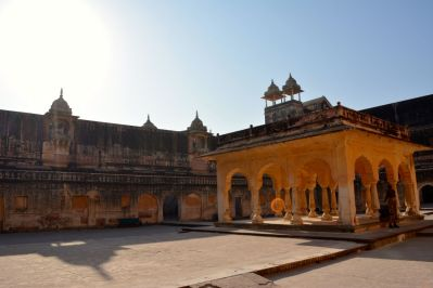 Amer Fort Third Courtyard