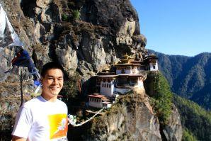 Bhutan Tigers Nest David