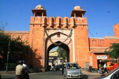 City Palace Jaipur Gate