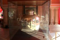 City Palace Jaipur Silver Vessel - Version 2