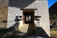 Iron Bridge Walk Bhutan