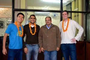 Jaipur Tour Company Group Photo