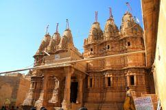 Jaisalmer Fort Jain Temple
