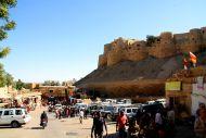 Jaisalmer Fort Parking