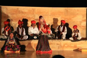 Jaisalmer Suryagarh Dancer