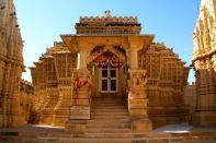 Lodurva Jain Temple Jaisalmer Front