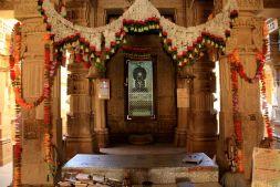 Lodurva Jain Temple Shrine