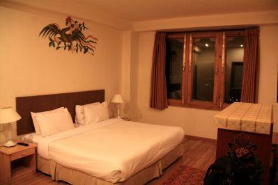 Bhutan Suites Bedroom