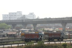 Calcutta India Highway