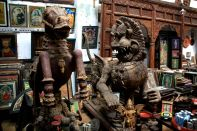 Crafter's Statues
