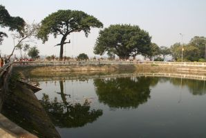 Dakhineswar Lake