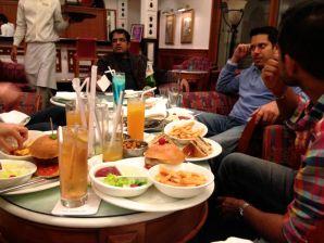 Dinner at Trident Jaipur 2