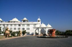 Sheraton Udaipur Front