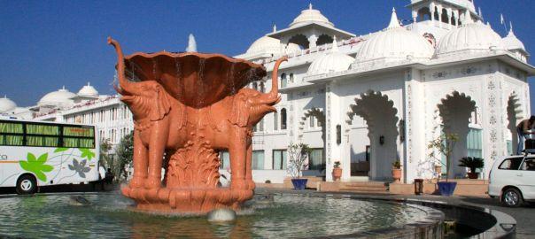 Sheraton Udaipur Header