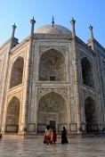 Taj Mahal Corner