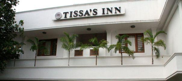 Tissa's Inn Header