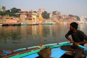 Varanasi Boat Guide