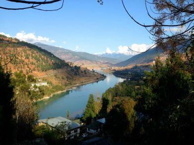 Wangchuk River Bhutan 3