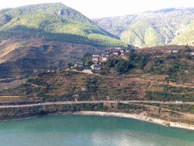 Wangdue Village Bhutan
