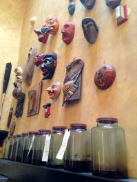 Andean Wings Bar Wall