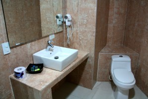 Atlantic Lux Bathroom