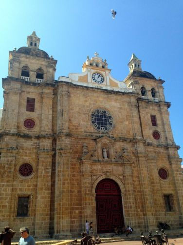 Cathedral of San Pedro Claver Cartagena
