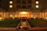 Indana Palace Jodhpur Courtyard-2