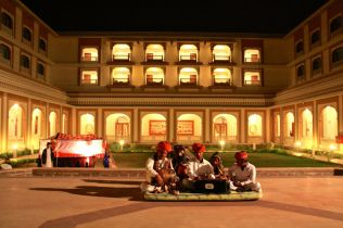 Great Rajasthani musicians