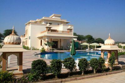 Indana Palace Jodhpur Pool