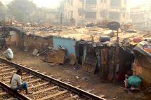Jaisalmer Delhi Express Track Slums