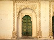 Mehrangarh Fort Door