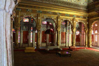 Mehrangarh Fort Room