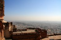 Mehrangarh Fort View 2
