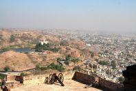 Mehrangarh Fort View