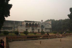 Red Fort Delhi Building